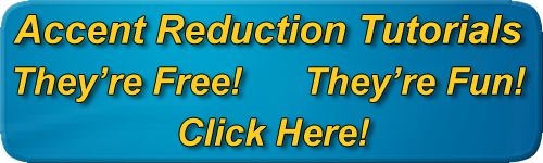 Free Accent Reduction Tutorials from Accent Pros