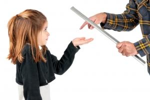 idiom: spare the rod spoil the child